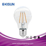 LED Bulb 4W 6W 8W E27 B22 A60 with Glass Housing LED Filament Bulb