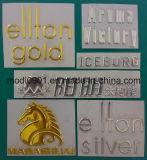 Custom High Quality 3D Soft Plastic Label/Logo