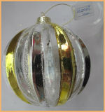 Different Shaped Christmas Glass Ball