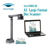 Handheld Book Scanner (S500A3B)