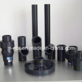 Black PVC Pipes and Fitting Series
