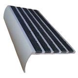 Silicon Carbide Strips Insert Non Slip Aluminum Stair Nosing