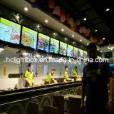 Restaurant Display Board LED Menu Light Box Restaurant Menu Board LED Sign LED Menu