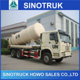 6X4 Sewage Suction Sewer Cleaning Tanker Truck