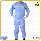 High Quality Unisex ESD Workwear with Long Sleeve