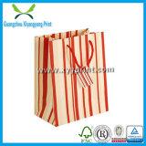 Custom Made Promotional Luxury Paper Shopping Bag Wholesale