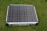 180W Folding Solar Panel Kit for Camping with Caravan