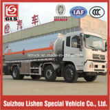 6X2 Dongfeng 18cbm Oil Tank Truck for Light Fuel