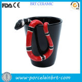 Colored Viper Snake Ceramic Personalized Mugs