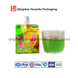 Lovely Wholesale Reusable Liquid Stand up Pouch/Spout Pouch Bag with Good Quality