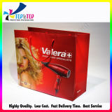 Professional Paper Packaging Shopping Gift Bags for Hair Dryer