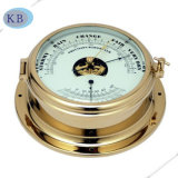 Best Quality Brass Nautical Barometer and Thermometer