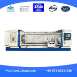 Qk1327 CNC Oil Pipe Thread Lathe Machine with Spindle Bore 280mm