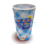 Walmart Audited Factory 3D Lenticular Plastic Coffee Cup