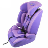 Car Safety Seat in Baby with ECE E4 Certification for Group 1/2/3 9~36 Kg