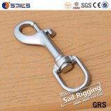Stainless Steel Single Head Snap Carabiner Hook