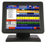Touch POS System All in One Computer with Customer Display