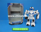 Electrical Battery Operated Robot Plastic Toy (1002304)