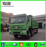 Good Quality 8X4 336-371HP Euro2 Sinotruk Tipper Truck