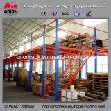 Steel Storage Racking System Mezzanine Floor