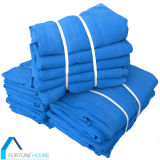 Blue Construction Safety Nets Scaffolding Netting for Building Protection with Flame Retardant