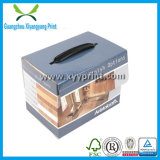 Full Color Printing Folding Corrugated Paper Carton Color Box