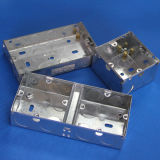 Electrical Galvanized Steel G. I. Switch Boxes (MB)