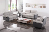 Modern Living Room Furniture Leather Sofa Set (433)