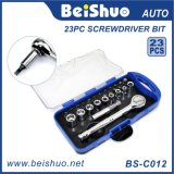 23PCS Multifunction Screwdriver Bits with Blow Box
