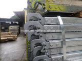 Hot DIP Galvanized Steel Board with Hook