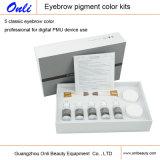 Eyebrow Pigment Color Permanent Makeup Kit