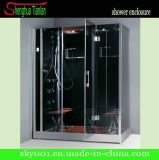 Rectangle Black Back Computerized Two Persons Shower Room (TL-8803)