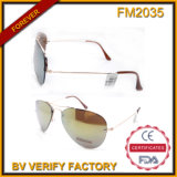 FM2035 Whloesale China Manufactory Metal Pilot Sun Glasses