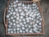 High Hardness B2, 60mn Forged Grinding Steel Ball (dia120mm)