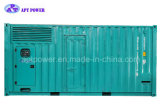 3 Phase 4 Wire 50Hz 900kw Container Diesel Generator Set