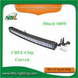 30 Inch Offroad CREE LED Light Bar 180W 18000 Lumen Offroad Driving for Polaris Rzr UTV ATV