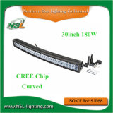 30 Inch Offroad LED CREE Light Bar 180W 18000 Lumen /Spot/Flood/Combo Offroad LED Lighting Bar for Polaris Rzr UTV, ATV