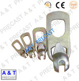 AT High Quality Alloy Steel/Stainless Steel/Aluminum Parts Forged of Lifting Clutch