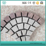 G682 Rusty Yellow/Beige Granite Paving/Cube/Cobble Stone/Setts Cobblestone for Landscaping/Driveway/Patio/Garden/Pathway