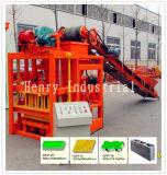 Qtj4-26c Semi-Automatic Concrete Block Molding Machine Price in Tanzania