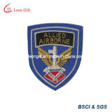 Military Embroidery Patch Army Lapel Pin
