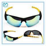Wholesale Polarized Prescription PC Mirrored Cycling Sunglasses