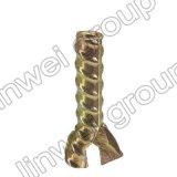 Herringbone Thread Steel Lifting Socket in Precasting Concrete Accessories (M16X100)