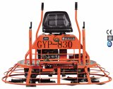 Concrete Ride-on Power Trowel Gyp-830 with Honda Engine Gx390/13HP and Ce Certificate