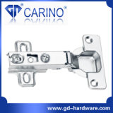 Slide on Rebounding Touch to Open Furniture Cabinet Hinges (B3)