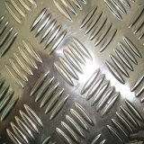 Stainless Steel Checkered Plate for Metro Dubai Project