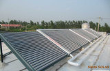 Evacuated Tube Unpressurized Solar Collector for Pool Heating and Hot Water Project