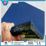 Gym Flooring Mat, Sports Rubber Flooring, Rubber Gymnasium Flooring