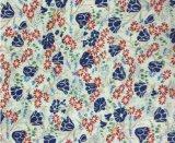 40srayon Poplin Cloth Dress Garment Printing Activity