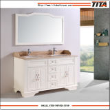 """USA 59"""" Classical Marble Top Bathroom Vanity (T9092A)"""
